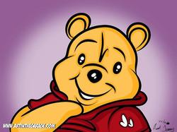 3-12-17 Pooh Bear