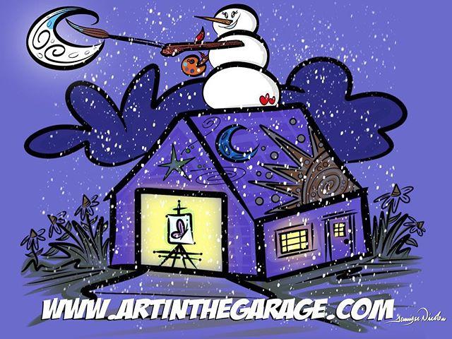 12-19-17 Art In The Garage