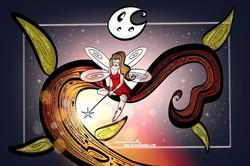 9-4-19 Fairy Graffiti