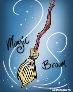 1-2-19 Magic Broom. Ugh, sigh