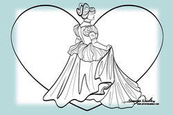 5-11-19 Cinderella Outline