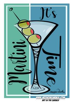 2-24-21 It's Martini Time