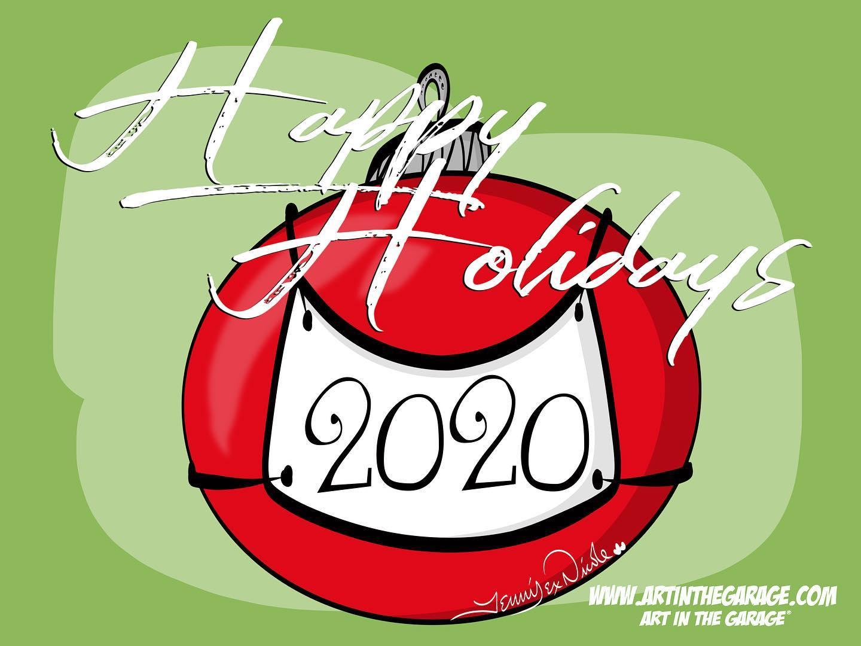 12-9-20 Happy Holidays