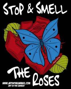 7-21-20 Stop And Smell The Roses