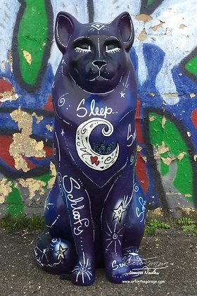 Cat Nap Sculpture Prints