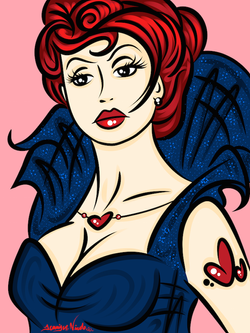 6-17-14 Evil Queens Are Fun To Draw.png