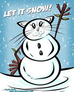 12-2-18 It's On Catman!