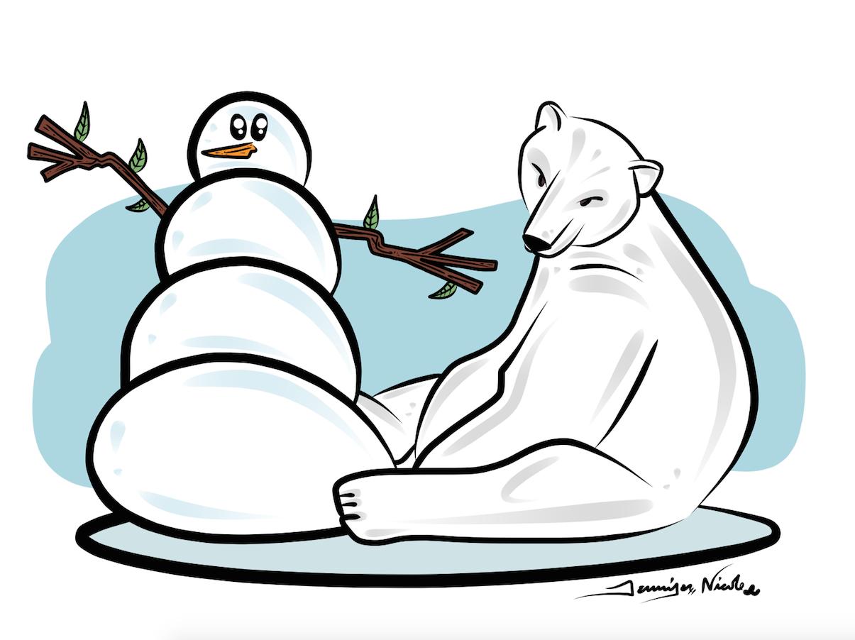 1-10-15 Polar Bear Fun