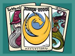 4-7-18 Combat Cards Of Astoria!