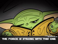 12-29-19 Baby Yoda