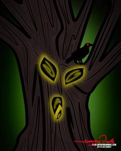 10-22-20 Scary Tree