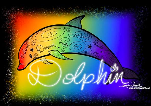 6-18-19 Dolphin