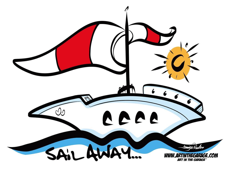 7-15-20 Sail Away