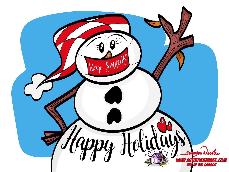 12-3-20 Happy Holidays