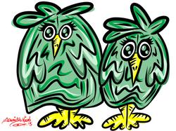 1-11-13 Owls