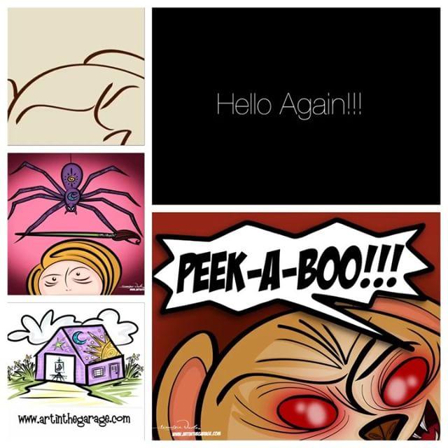 10-20-17 Peek-A-Boo