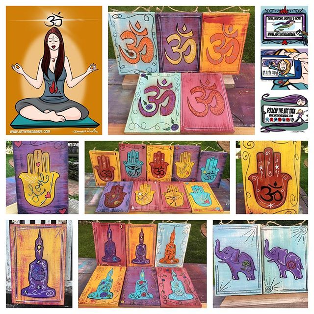5-16-17 Meditation Daily AND WICKED COOL FOLK ART FOR SALE!!!
