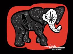 2-19-21 Elephant