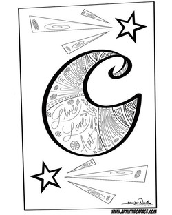 2-27-19 Coloring Page By AITG