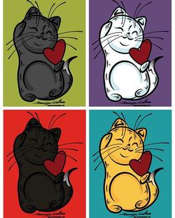 11-14-16 Kitty Love