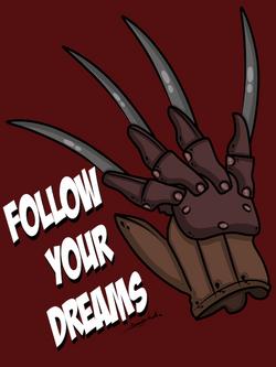 4-10-16 Follow Your Dreams