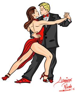 4-1-13 Mr & Mrs Smith Tango