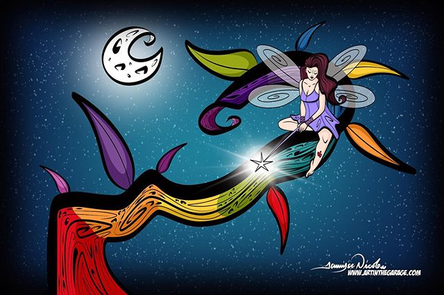 11-4-19 Fairy Colors