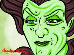 12-29-13 Wicked StepMother Witch