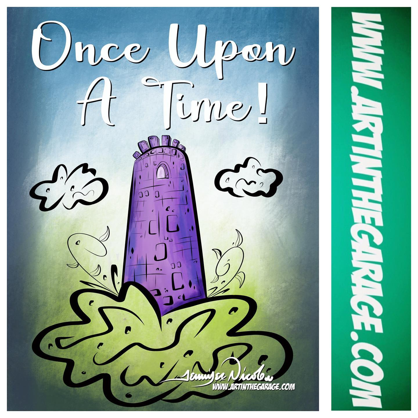 6-16-20 Once Upon A Time