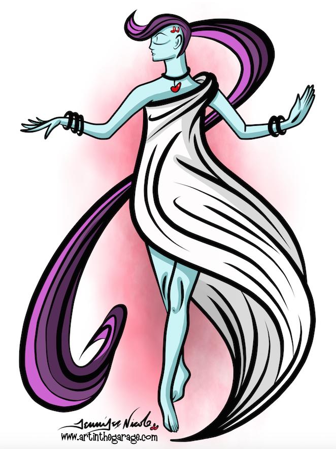 9-16-15 Goddess