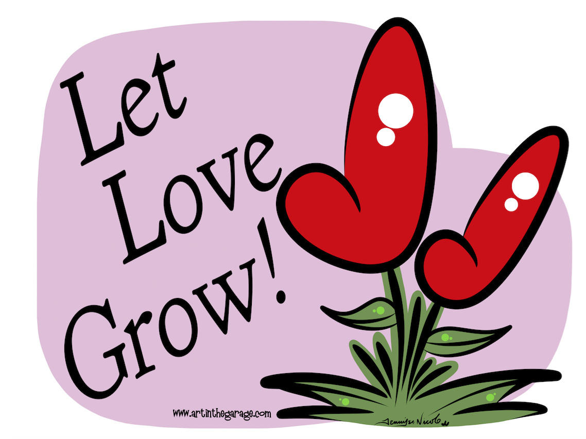 1-27-16 Let Love Grow