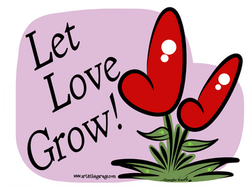 1-27-16 Let Love Grow