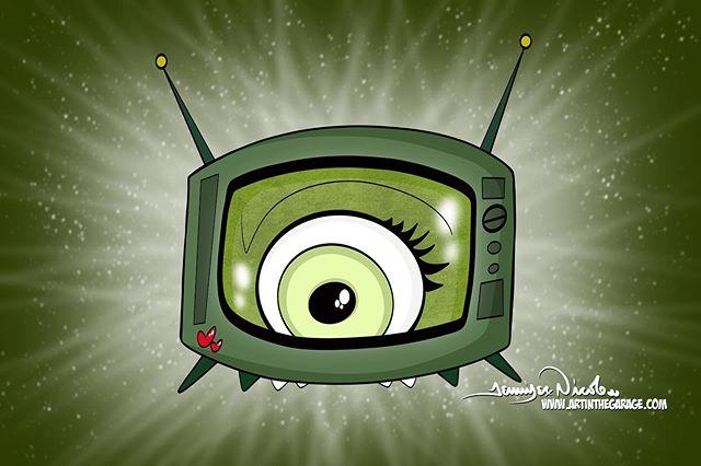 10-14-16 TV MONSTER. Uhm.....