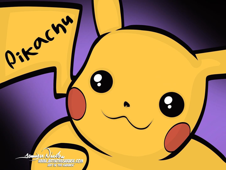 9-1-20 Pikachu