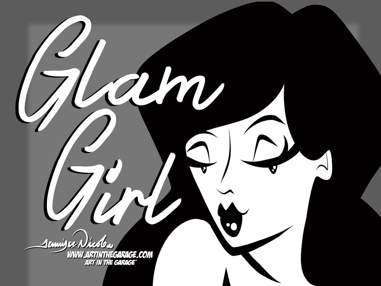 12-21-20 Glam Girl