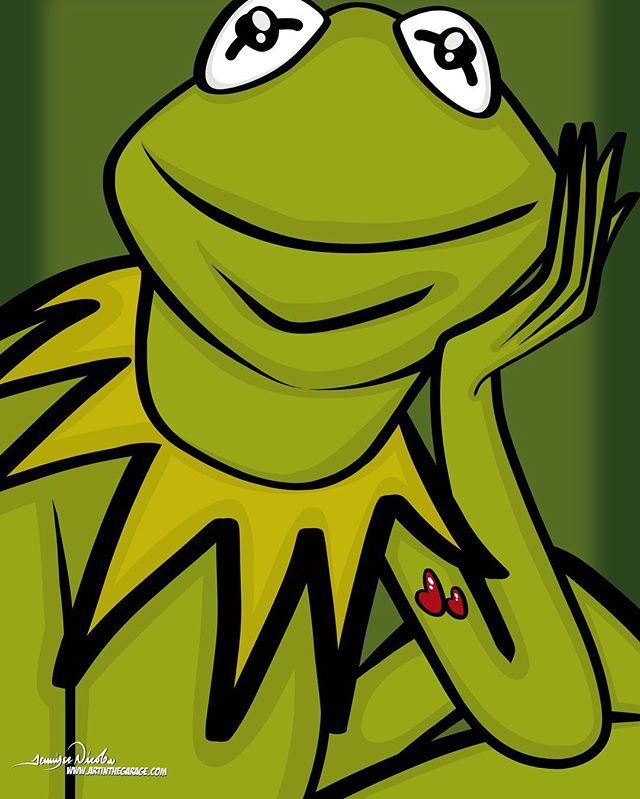 2-23-18 Kermit The Frog