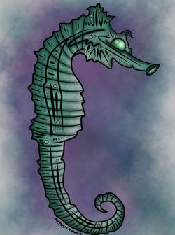 3-9-15 Seahorse