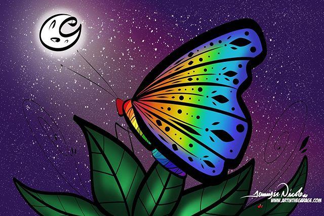 6-8-19 The Butterflies