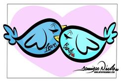 6-28-19 Love Birds