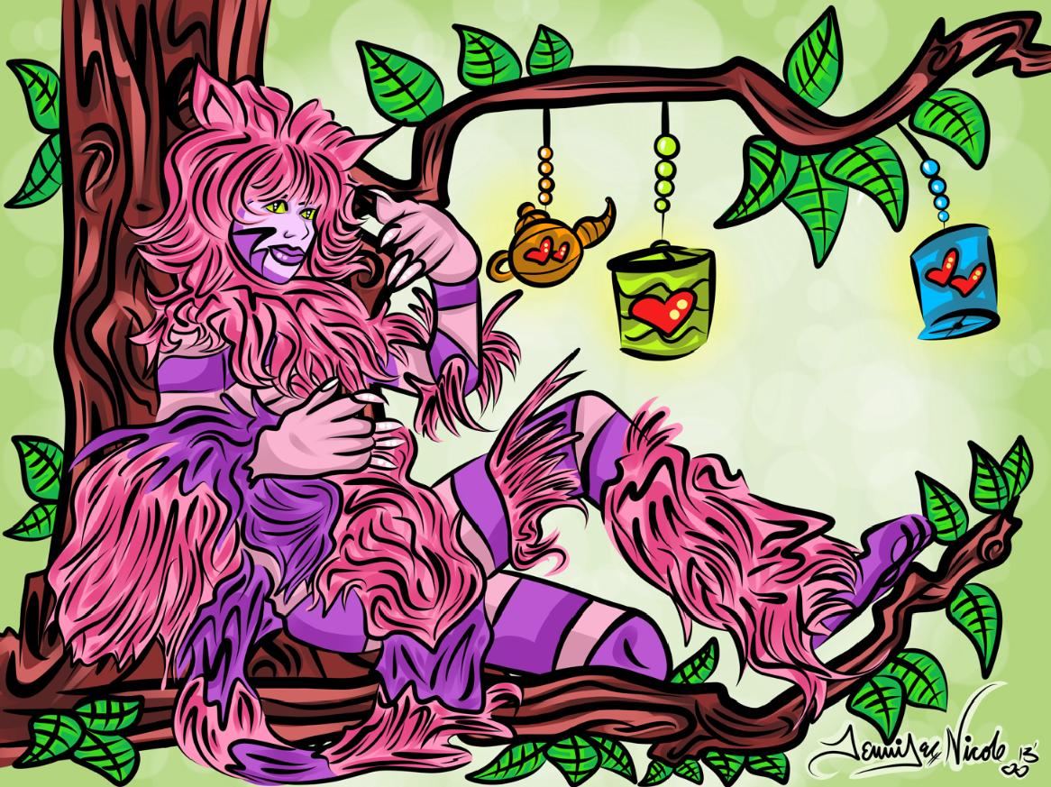 10-3-13 Cheshire Cat