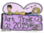 2015 Art Trek by Jennifer Nicole Art In The Garage