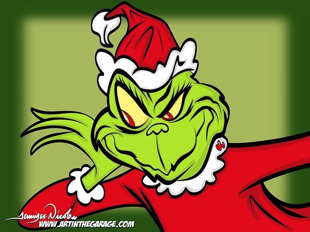12-19-18 Mr Grinch