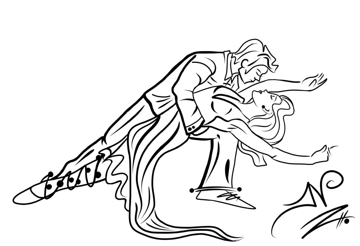 4-10-13 Tango Sketch