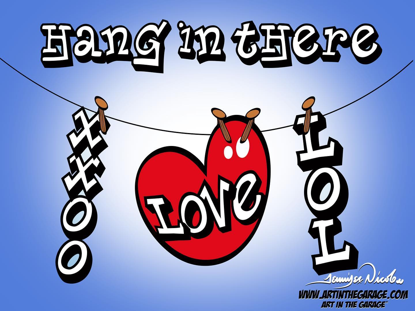 10-20-20 Hang In There