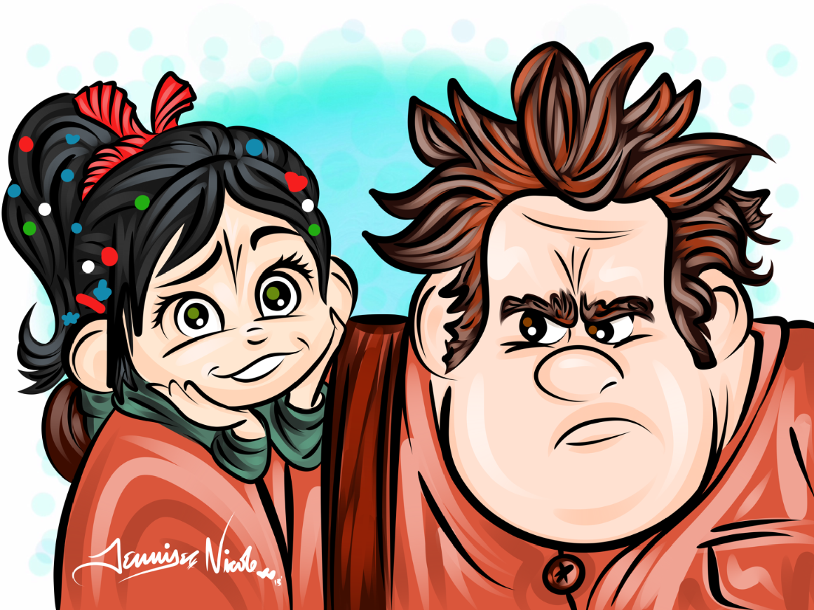 12-3-13+Wreck+It+Ralph+and+Vanellope.png