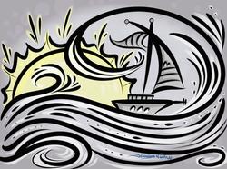 10-7-14 Sailing inked.png