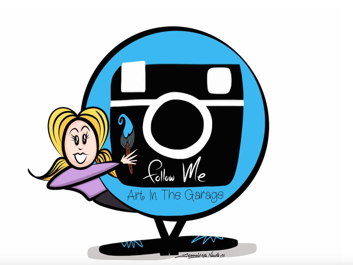 6-18-15 Follow Me Instagram Button