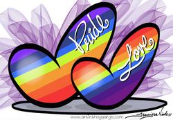 6-27-15 Pride & Love