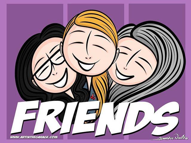 6-8-17 Friends.