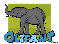 4-26-21 Olifant-Elephant